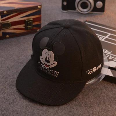 Boné Aba Reta Mickey Mouse: Disney Preto - EVALI
