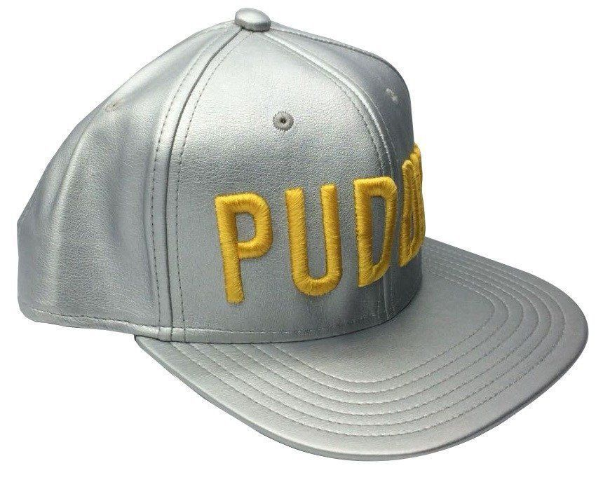 Boné Aba Reta: Puddin (Prata)