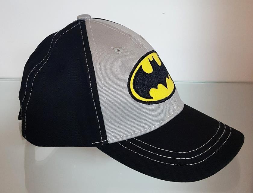 Boné Infantil: Batman Logo