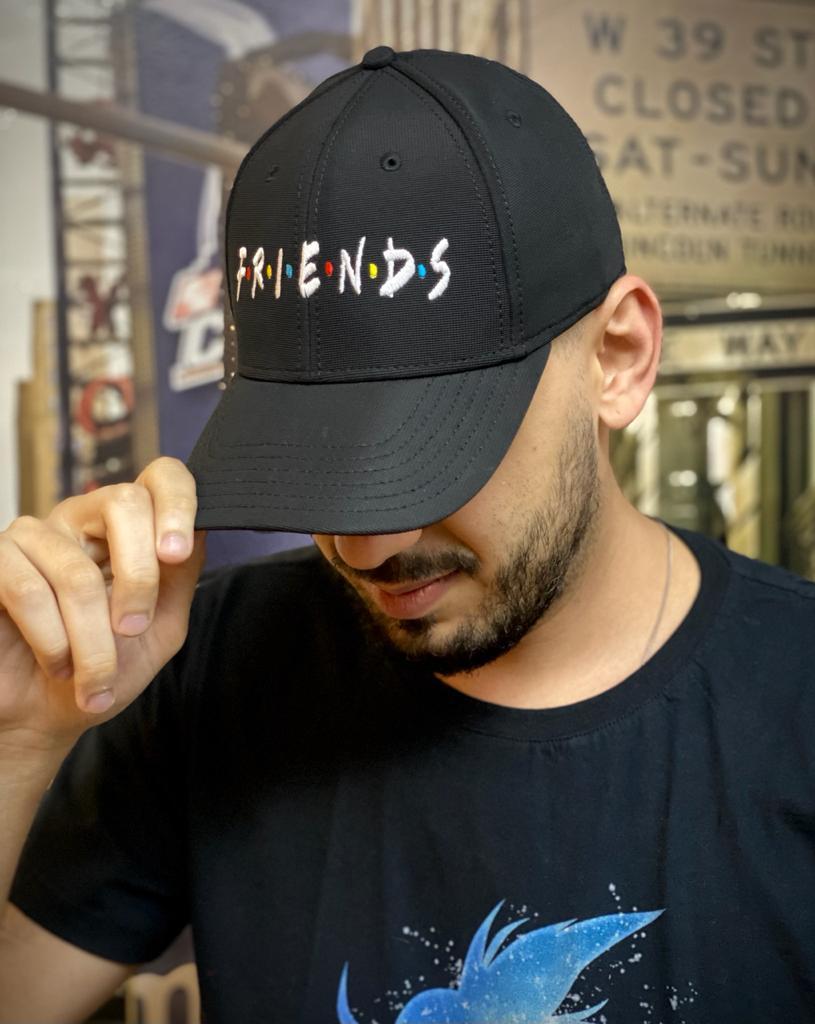 Boné Logo Friends