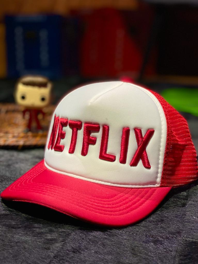 Boné Logo Netflix
