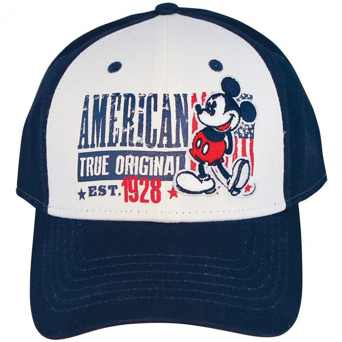 Boné Mickey Mouse: American True Original 1928