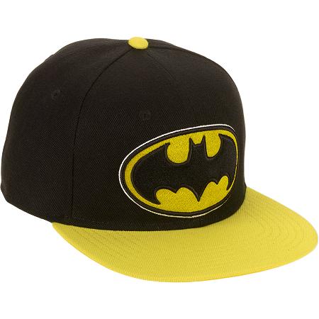 Boné Snapback: Batman Logo Clássico