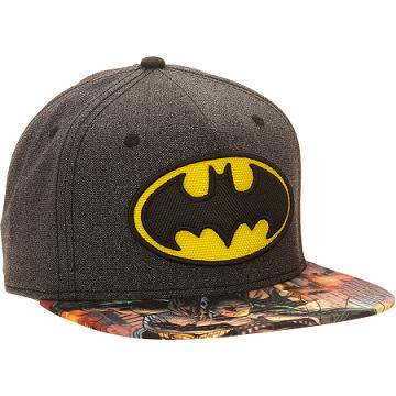 Boné Snapback: Batman Logo Sublime