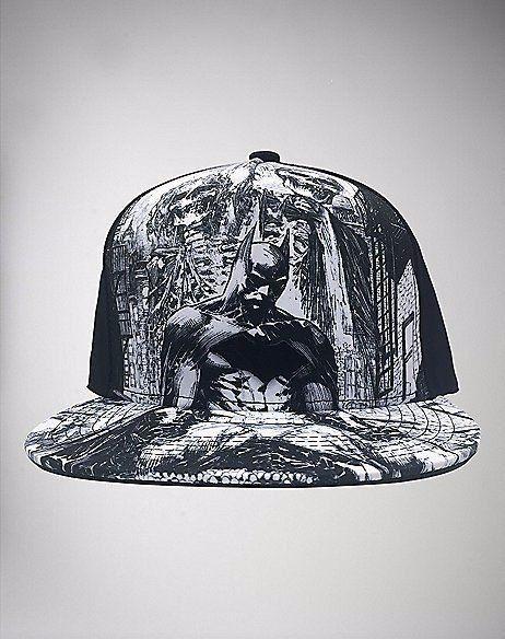 Boné Snapback: Batman Skull