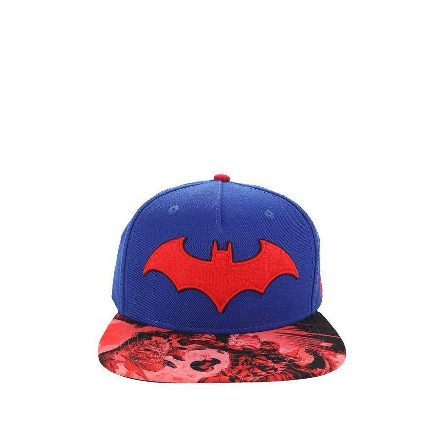 Boné Snapback: Batman Vs Penguim
