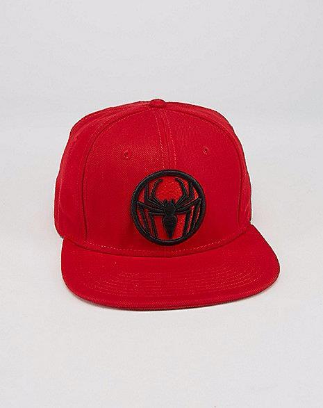 Boné Snapback: Spider Man Logo