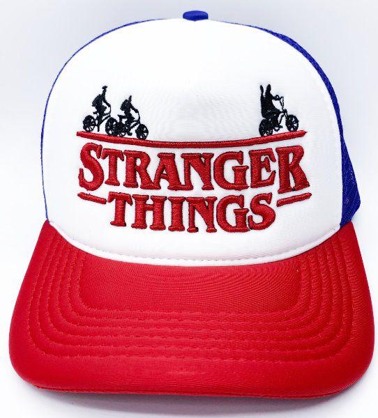 Boné Personagens Stranger Things