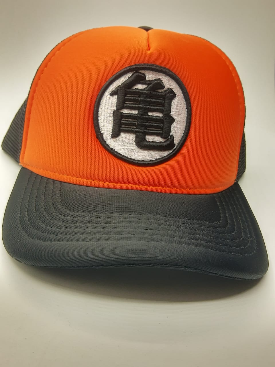 Boné Trucker Logo Dragon Ball Z