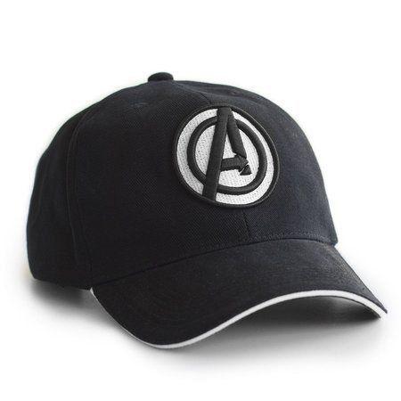 Boné Vingadores Logo