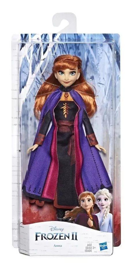 Boneca Anna: Disney Frozen 2 - Hasbro