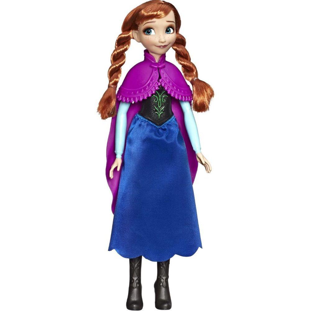 Boneca Anna: Disney Frozen - Hasbro