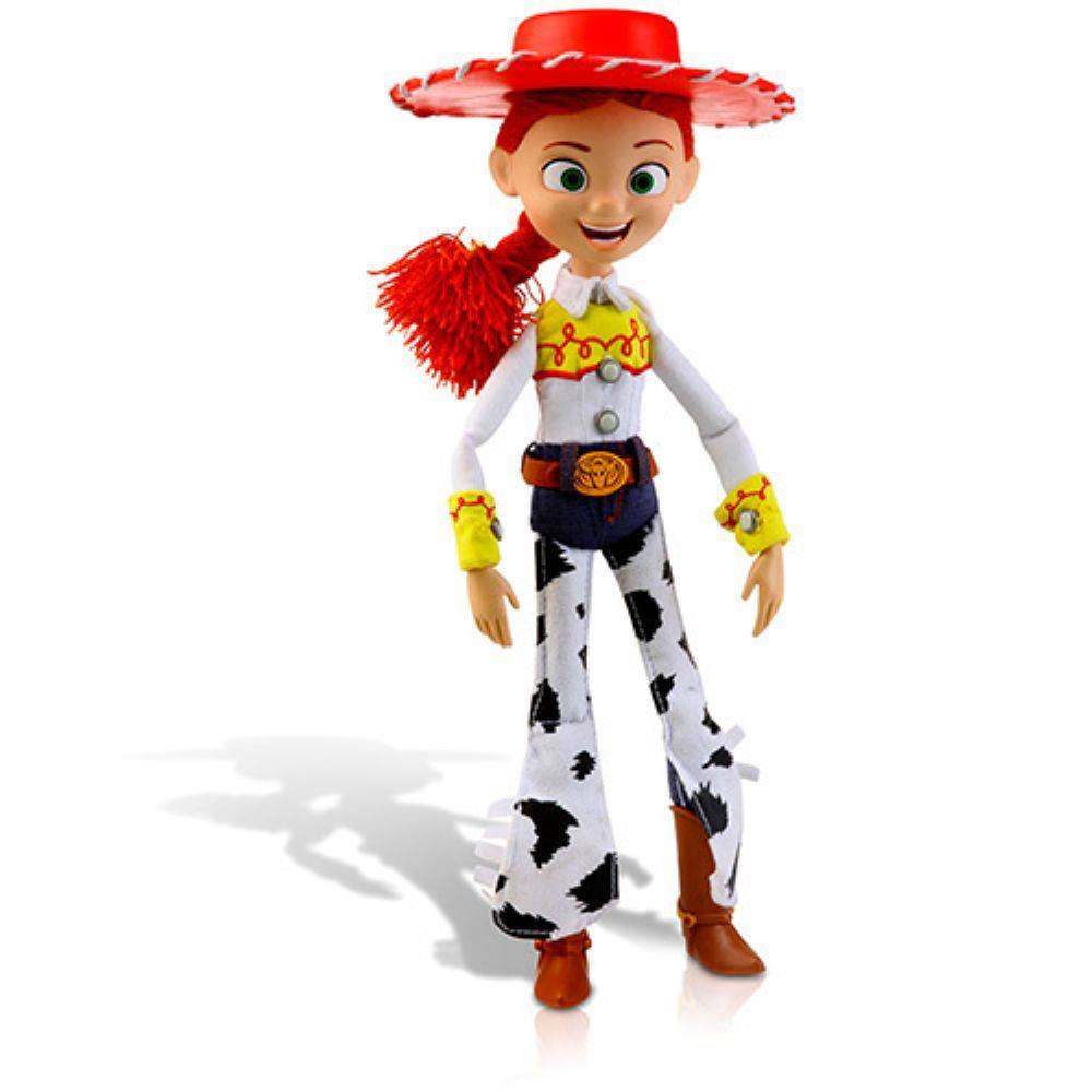 Boneca Articulada: Jessie - Toy Story 4