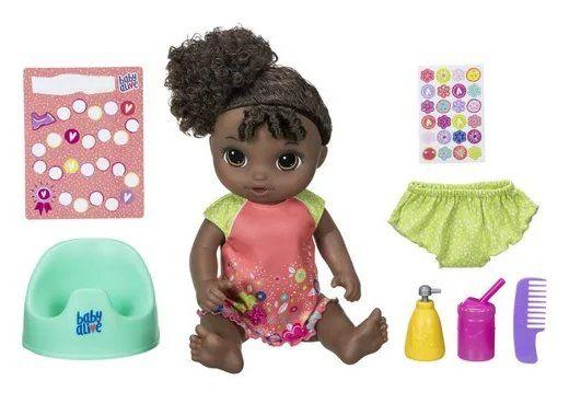 Boneca Baby Alive: Primeiro Peniquinho - Hasbro