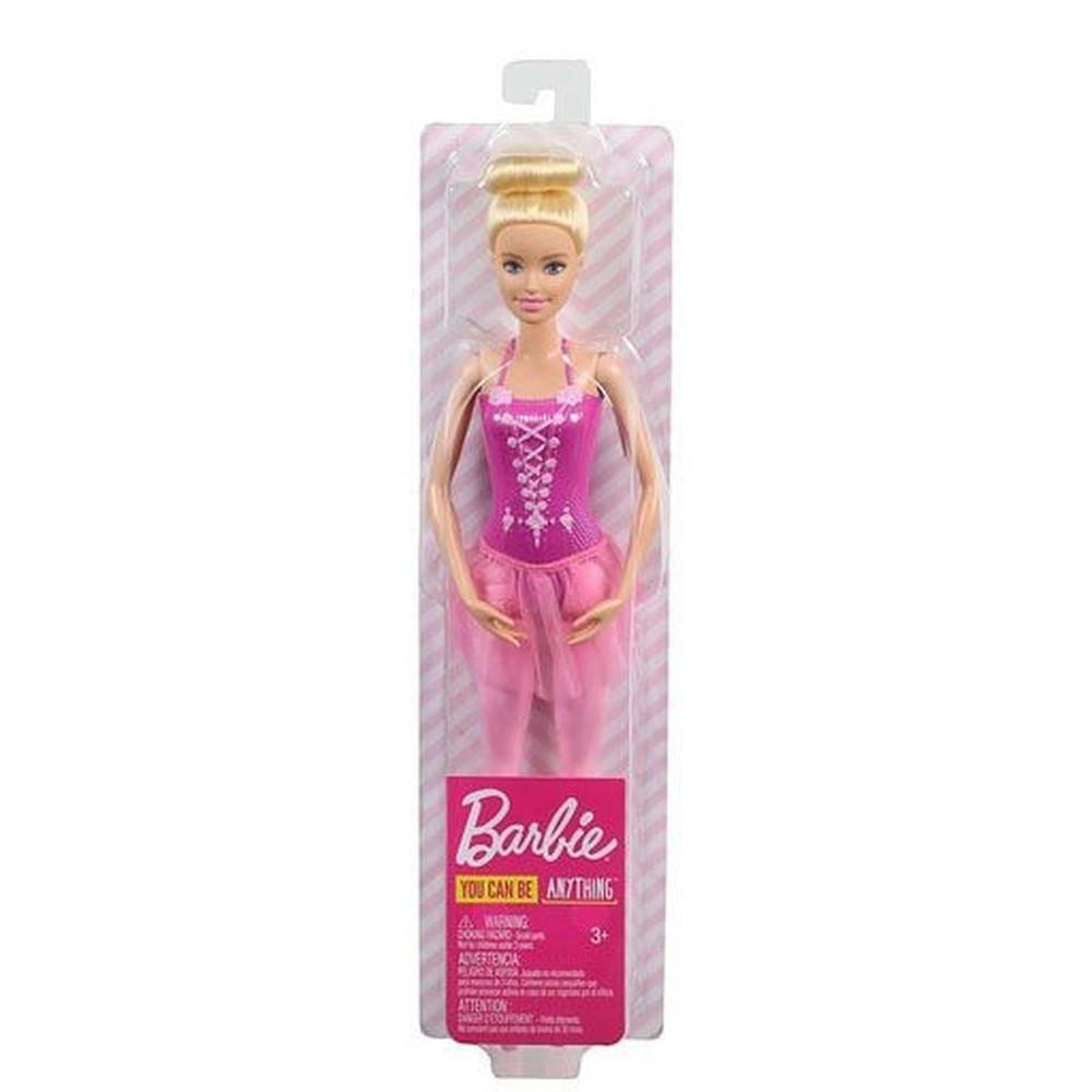 Boneca Barbie Bailarina: Barbie (You Can Be Anything) (Loira) - Mattel