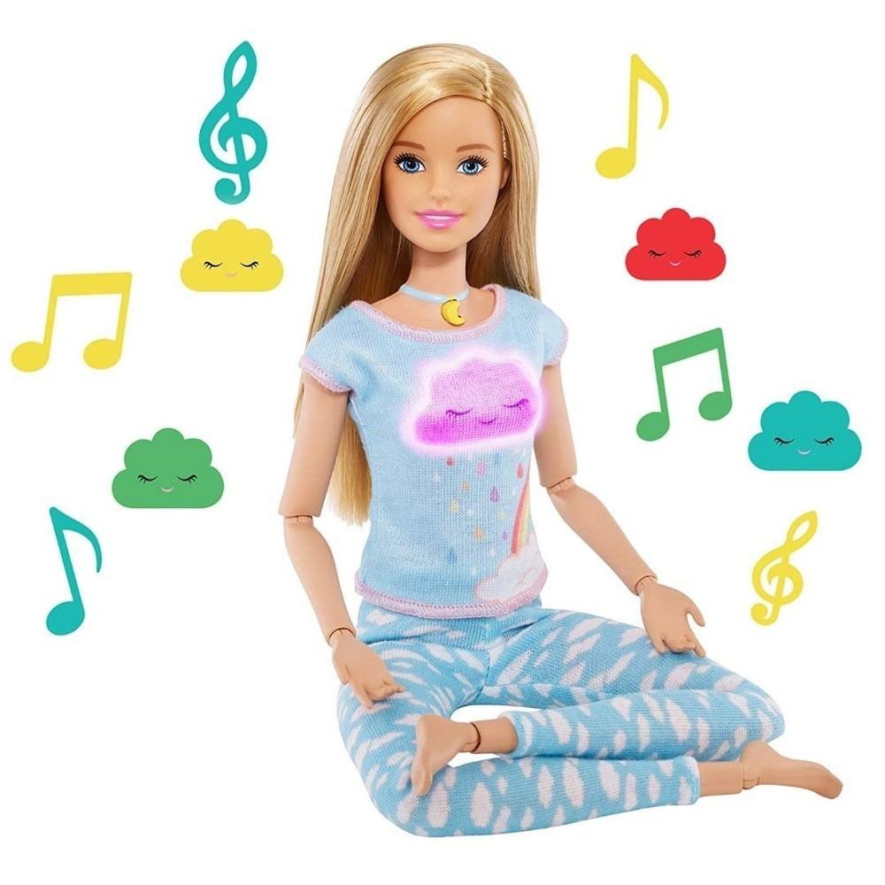 Boneca Barbie: Barbie Medita Comigo - Mattel