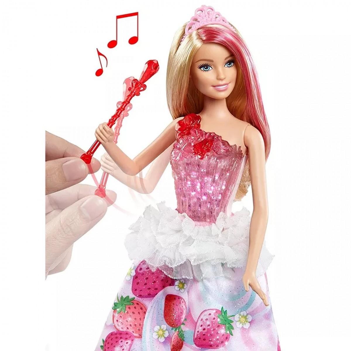 Boneca Barbie Dreamtopia: Princesa Reino dos Doces