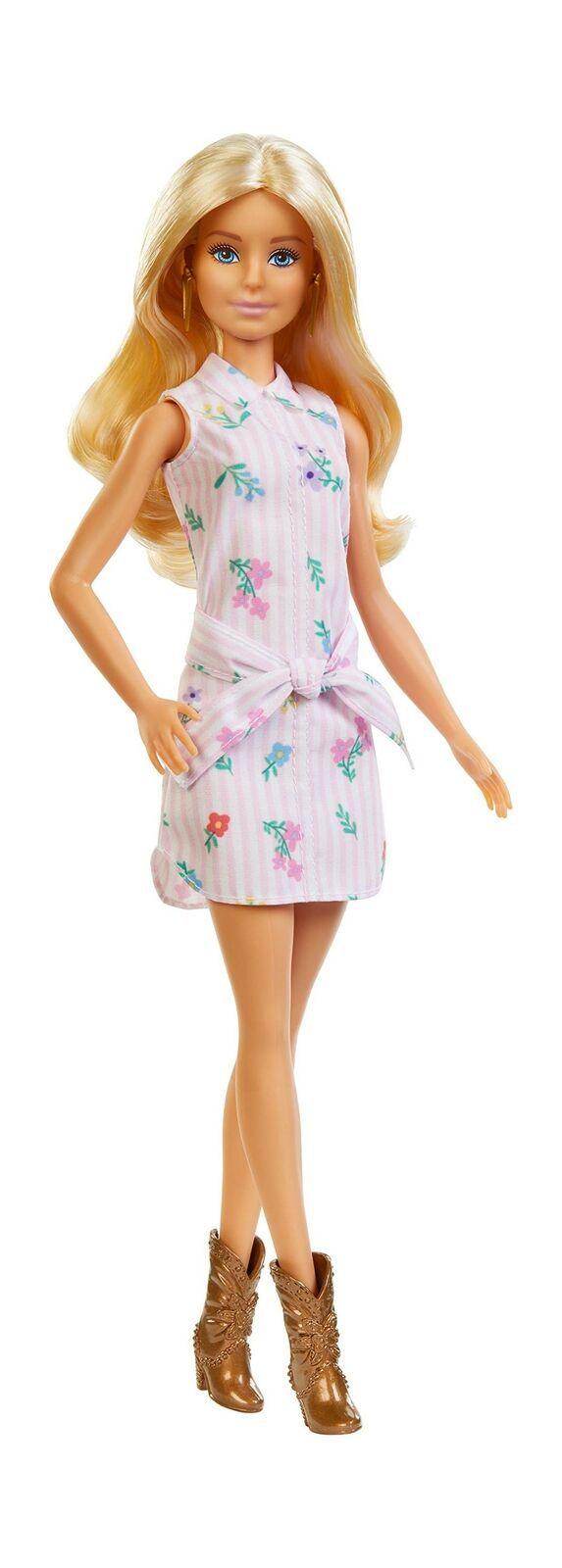 Boneca Barbie: Fashionista #119 - Mattel