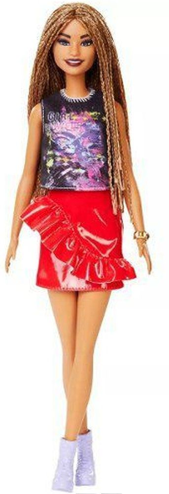 Boneca Barbie: Fashionista #123 - Mattel