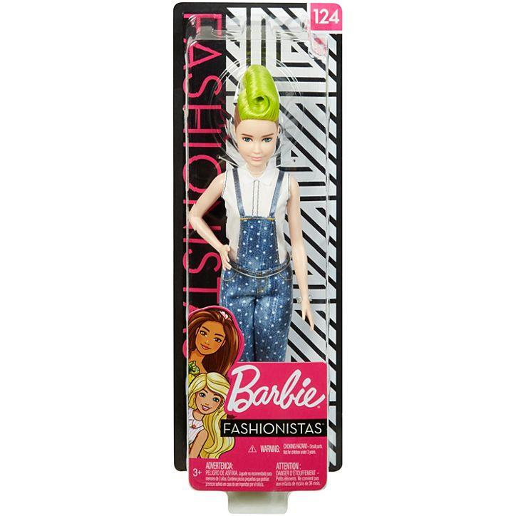 Boneca Barbie: Fashionista #124 - Mattel