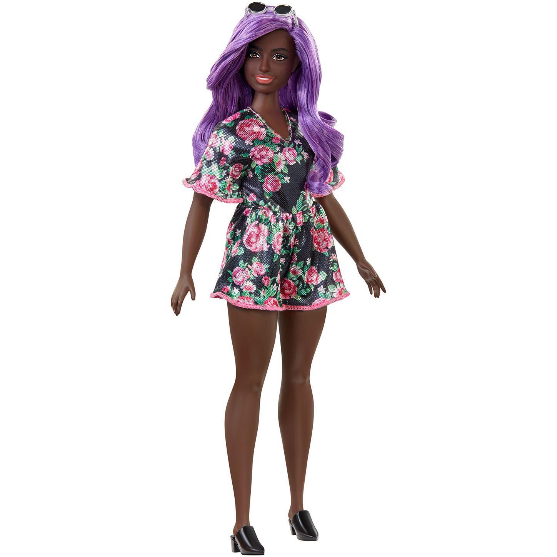 Boneca Barbie: Fashionista #125 - Mattel