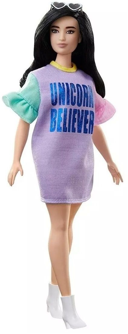 Boneca Barbie: Fashionista #127 - Mattel