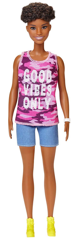 Boneca Barbie: Fashionista #128 - Mattel