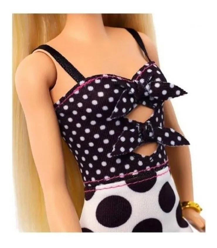 Boneca Barbie: Fashionista #134 - Mattel