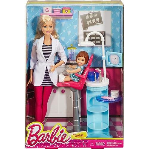 Boneca Barbie Médica Dentista