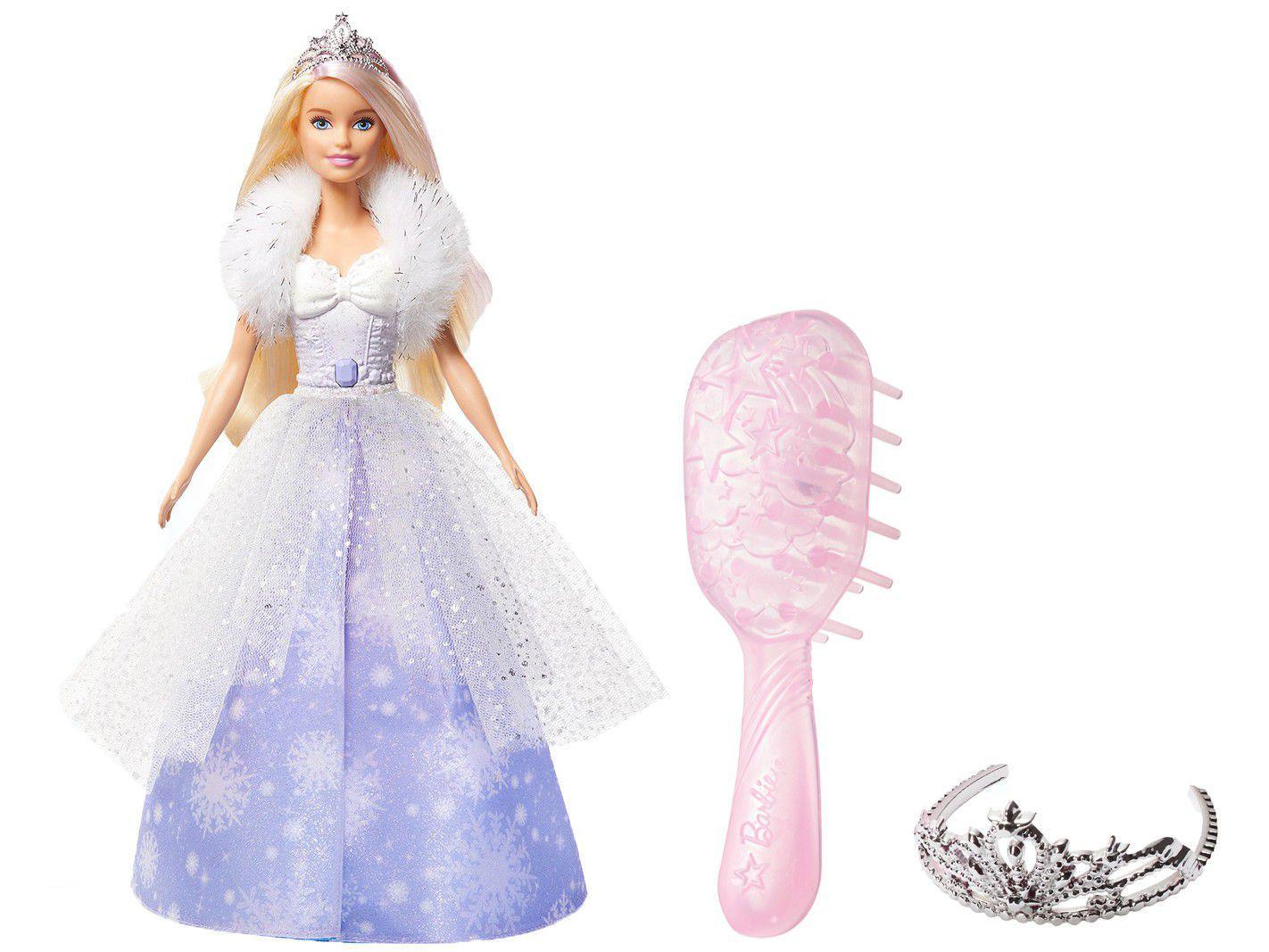Boneca Barbie Princesa: Dreamtopia - Mattel