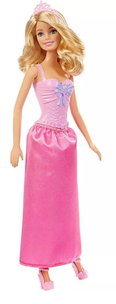 Boneca Barbie: Princesa - Mattel