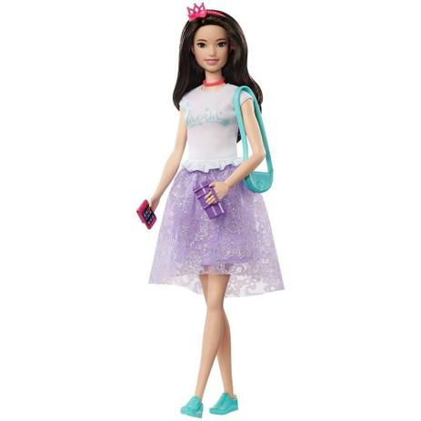 Boneca Barbie: Princess Adventure ''Dream'' - Mattel
