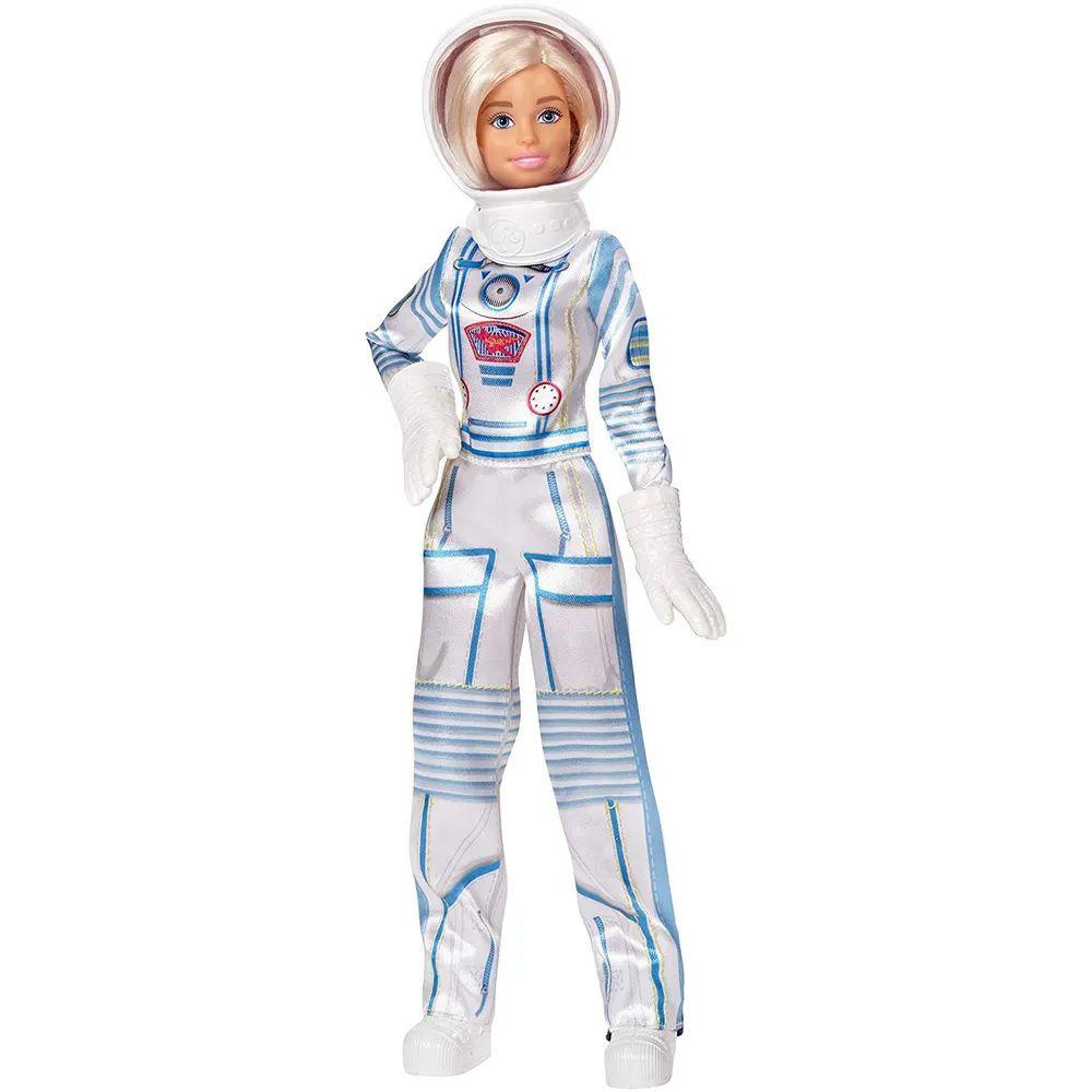 Boneca Barbie Profissões: Astronauta (Aniversário 60 Anos) - Mattel