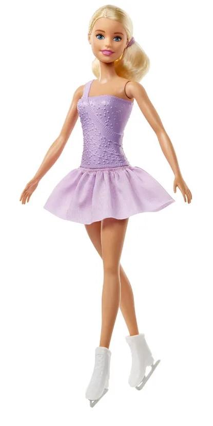 Boneca Barbie Profissões: Patinadora (Aniversário 60 Anos) - Mattel