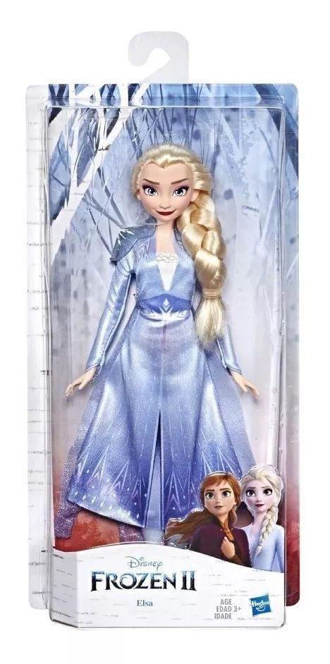 Boneca Elsa: Disney Frozen 2 - Hasbro