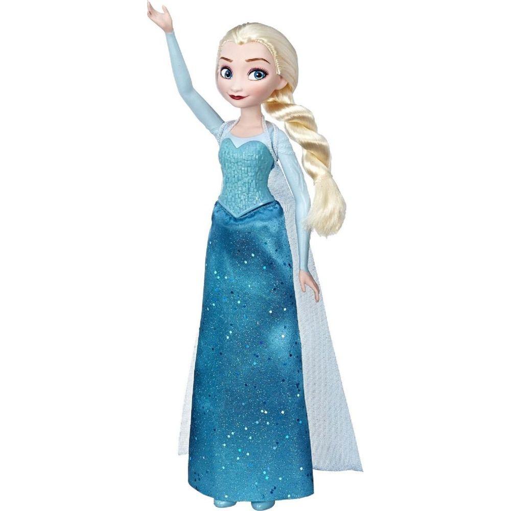 Boneca Elsa: Disney Frozen - Hasbro