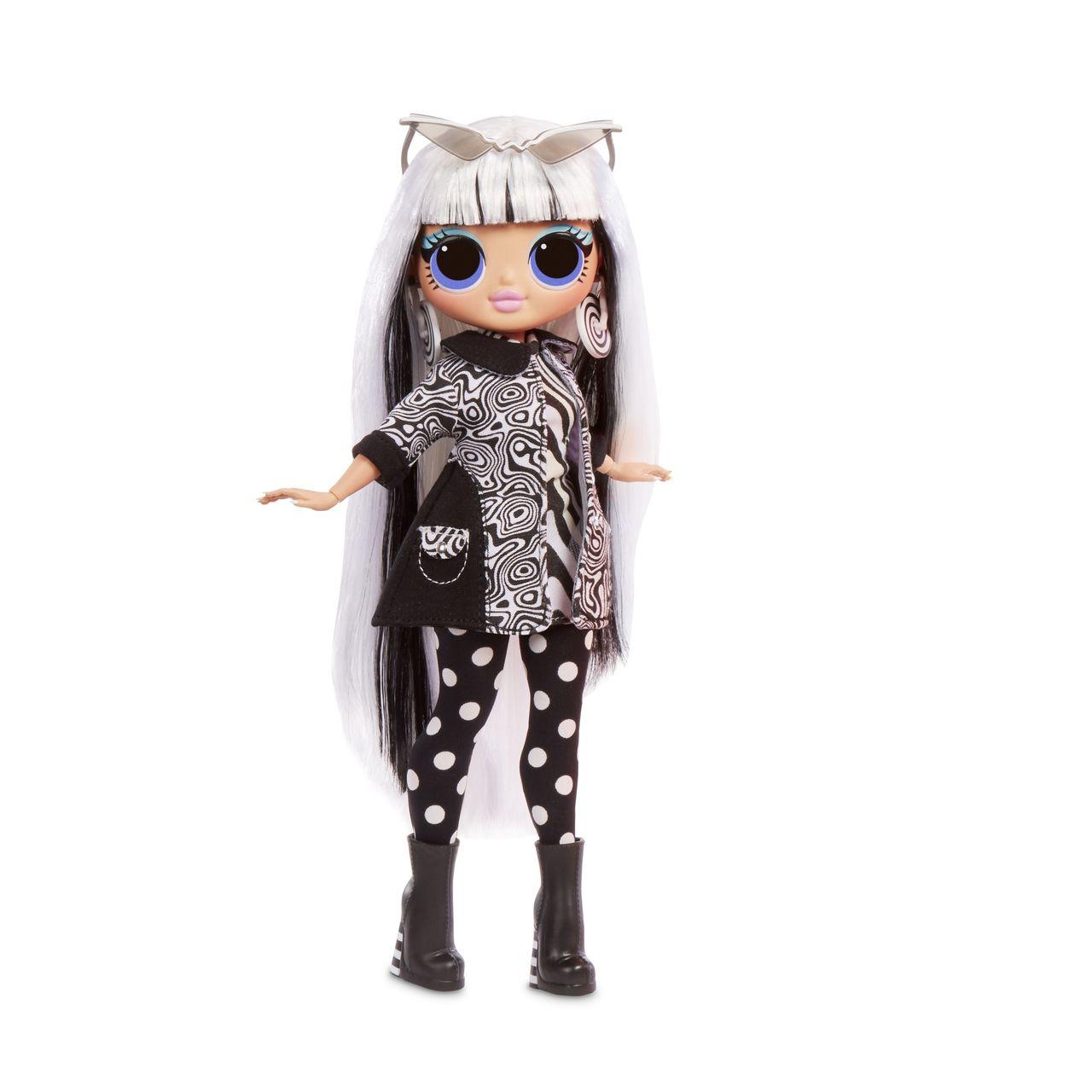 Boneca LOL Surprise! O.M.G.(Series Lights): Groovy Babe - Candide