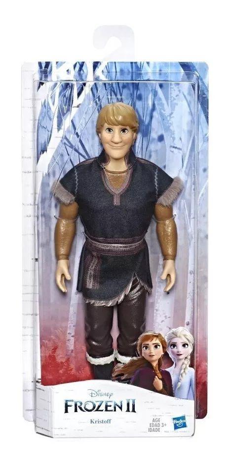 Boneca Kristoff: Disney Frozen 2 - Hasbro