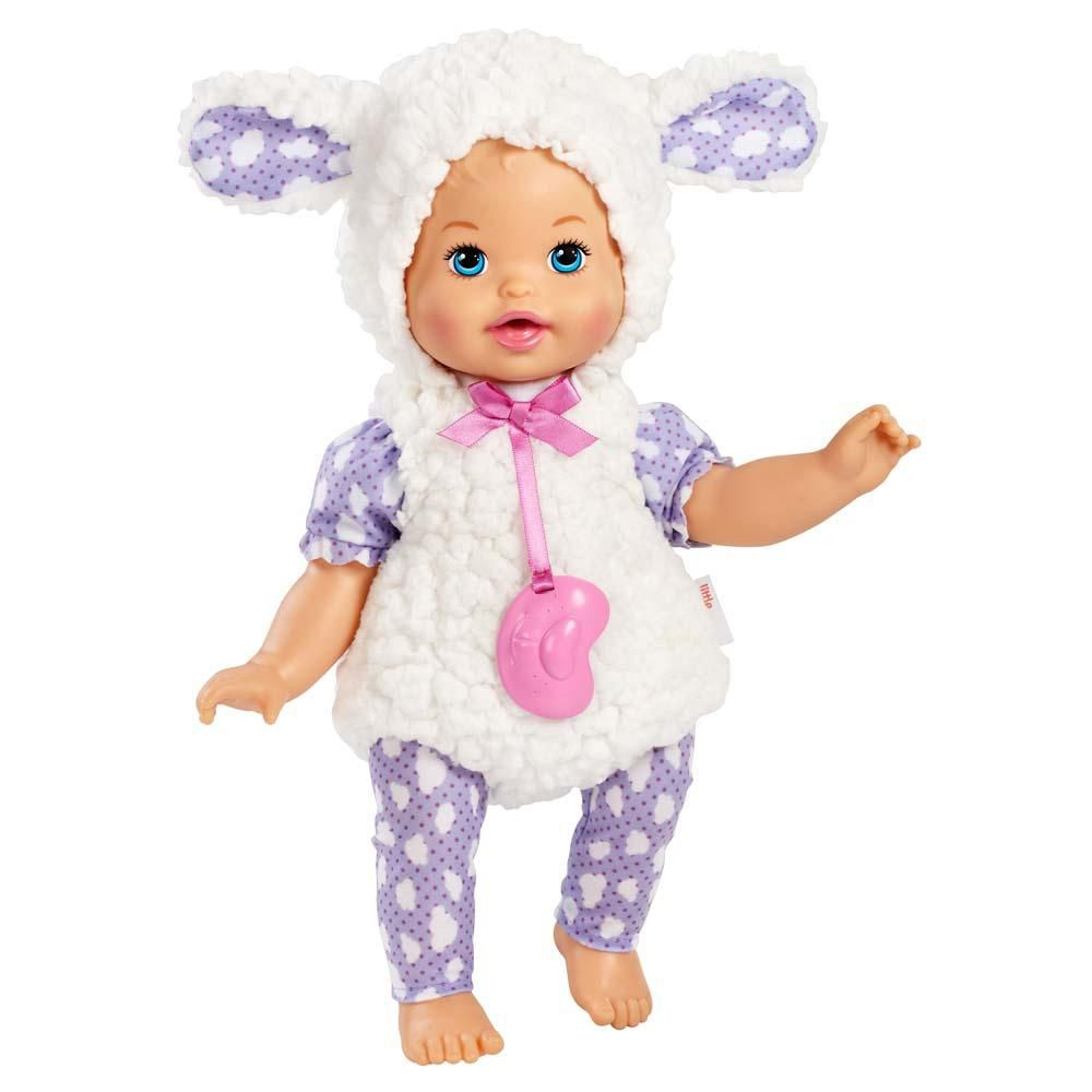 Boneca Little Mommy (Fantasias Fofinhas): Cordeirinho