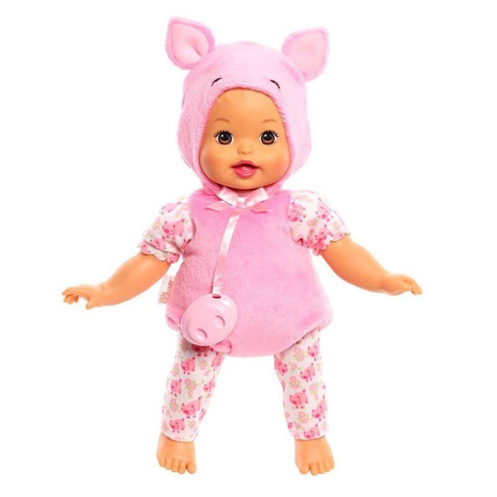 Boneca Little Mommy (Fantasias Fofinhas): Porquinho