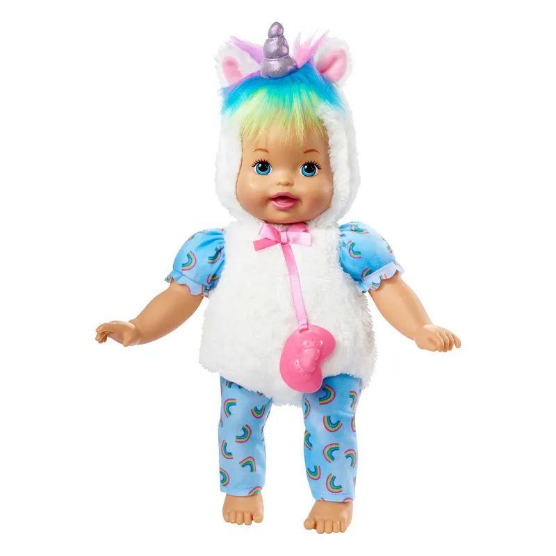 Boneca Little Mommy (Fantasias Fofinhas): Unicórnio