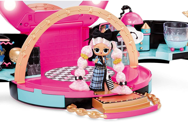Boneca LOL Surprise:Beauty Salon Playset (Hair Salon) - Candide