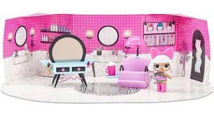 Boneca LOL Surprise Forniture Meubles: Beauty Salon (Salão de Beleza) - Candide