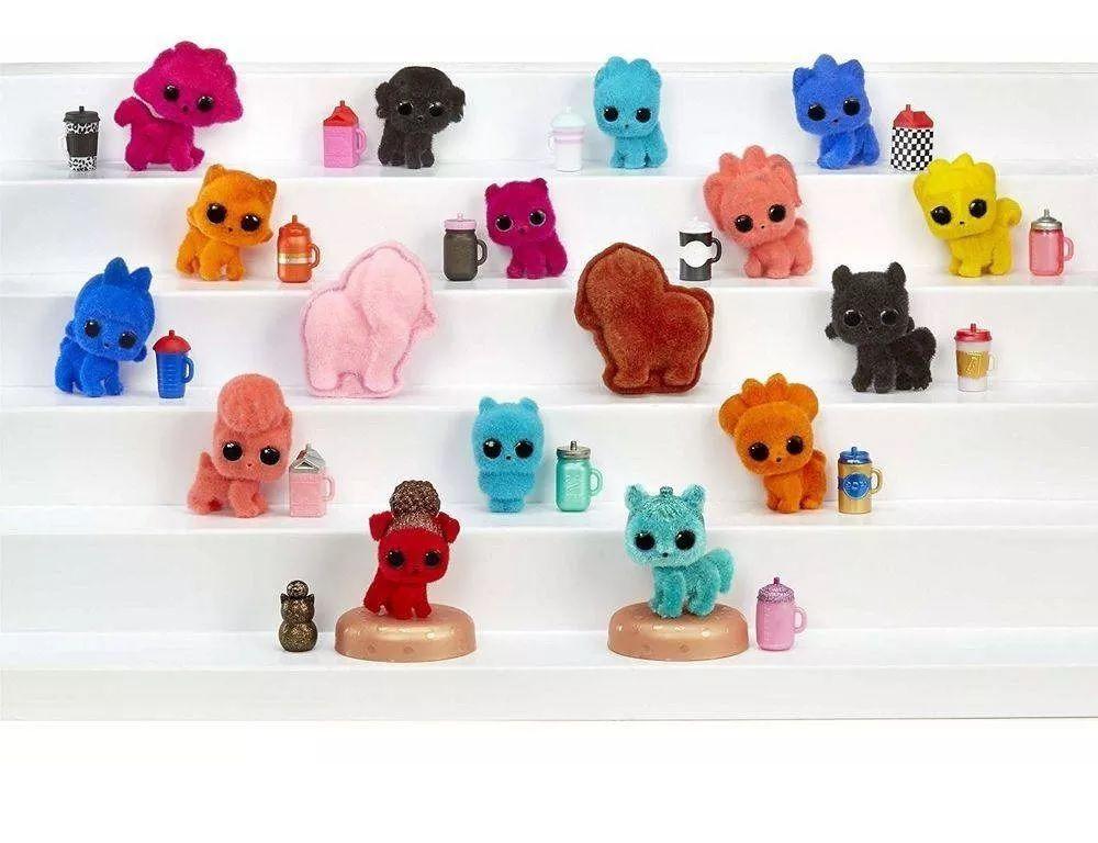 Boneca LOL Surprise: Fuzzy Pets - Candide