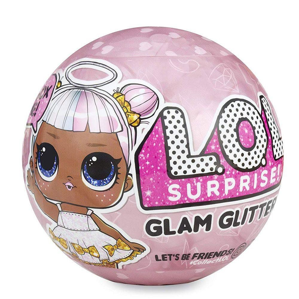 Boneca LOL Surprise Glam Glitter - Candide