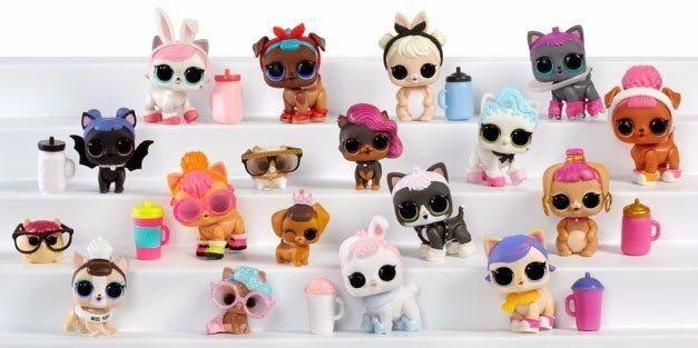 Boneca LOL Surprise Pets - Grande