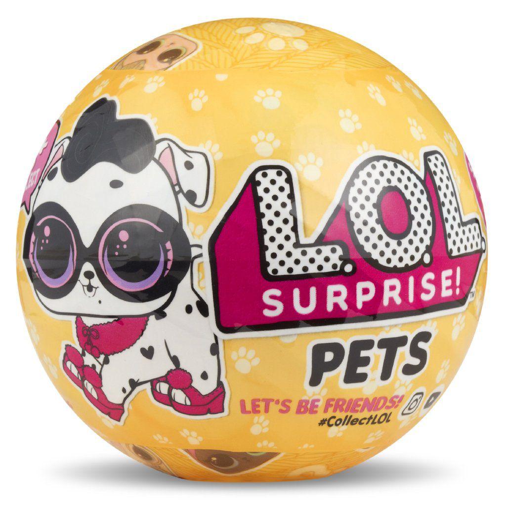 Boneca LOL Surprise: Pets (Série 3) 7 Surpresas - Candide