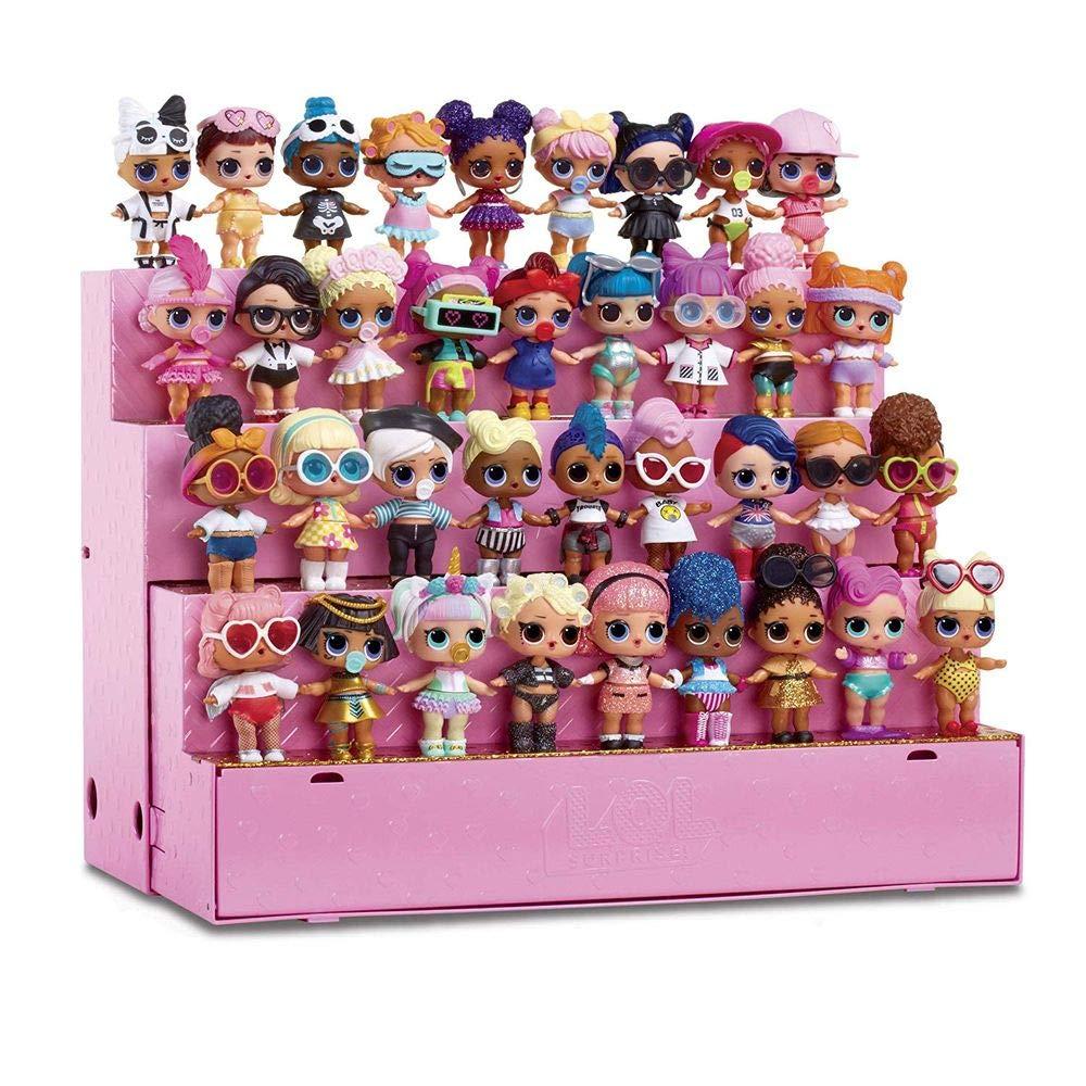 Boneca LOL Surprise: Pop-Up Store - Candide