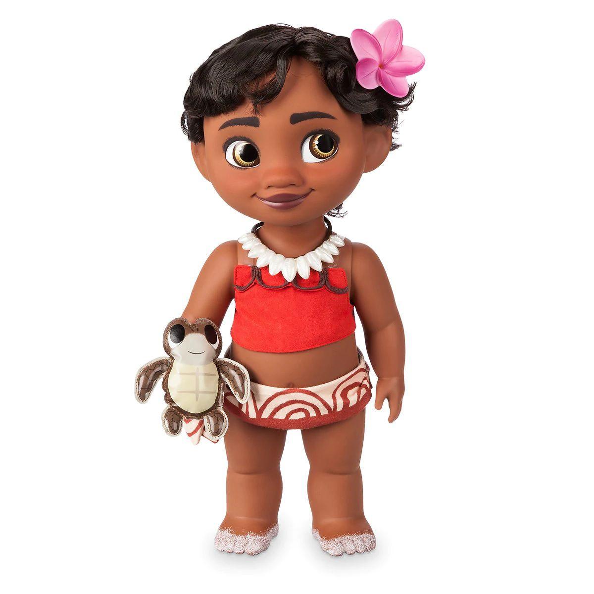 Boneca Moana: Moana Um Mar de Aventuras (Disney Animators' Collection) - Disney