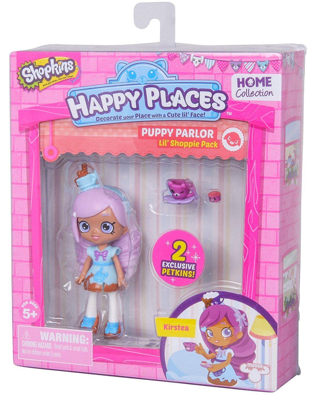 Boneca Natasha: Shopkins Happy Places (Kit Mini Sh